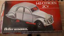 Heller Humbrol 80175 Citroën 2CV 1:43