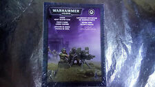 * 47-18 GAMES WORKSHOP Cadian Heavy Weapon Team