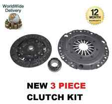 FOR DAIHATSU HIJET PICKUP VAN 1.0 1994-1998 NEW 3 PIECE CLUTCH KIT