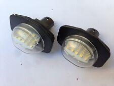 LED License Plate Lamps Light For Toyota AURIS COROLLA SIENNA URBAN CRUISER
