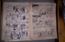 Phantom,Mandrake the Magician 1930's Sunday Reprints  FALK & RAY MOORE,P DAVIS
