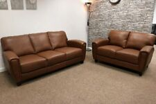 Furniture Village Leather Modern Sofas