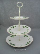 Colclough Ivy Leaf 3 tier cake stand / choice of fittings
