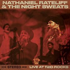 NATHANIEL RATELIFF & THE NIGHT SWEATS CD - LIVE AT RED ROCKS (2017) - NEW