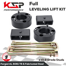 """2.5"""" Front + 2"""" Rear Leveling Lift Kit for 2007-2018 Chevy Silverado Sierra 1500"""