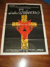 MANIFESTO,1980,L'ALTRO INFERNO Bruno Mattei Franca Stoppi Carlo De Mejo