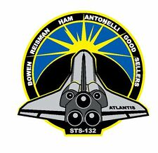 STS-126 NASA Endeavour Autocollant M573 programme spatial