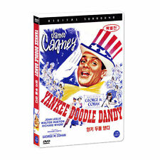 Yankee Doodle Dandy (1942) James Cagney, Joan Leslie DVD *NEW