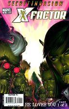 X-FACTOR #33 (SECRET INVASION!)