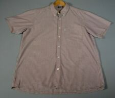Mont-Bell - Wickron Dry Touch Short Sleeve Shirt - Paprika - Size L*
