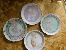 New ListingPrecious Moments Collector's Plates set of Four