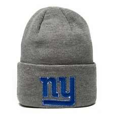 New Era NFL New York Giants Wide Grey Hat - New w/Tags Fast Delivery - One Size