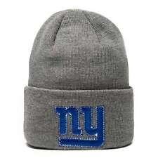 New York Giants New Era NFL Wide Grey Hat - New w/Tags Fast Delivery - Top Brand