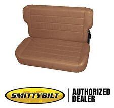 Smittybilt Fold & Tumble Rear Seat Jeep 76-86 CJ-7 87-95 Wrangler 41317