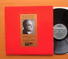 COLH 144 Beniamino Gigli Arias & Duets Volume 2 NEAR MINT HMV Mono + insert