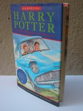 Harry Potter and The Chamber of Secrets First Edition Second Printing New