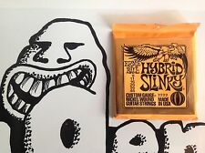 1x SET ERNIE BALL HYBRID SLINKY 9-46 NICKEL WOUND GUITAR STRINGS AIRTIGHT PACKS