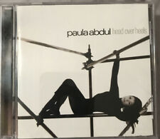 Paula Abdul Head Over Heels CD 1995 Crazy Cool My Love Is For Real Ain't Never