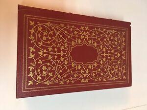 Jane Eyre; Easton Press, Leather   Charlotte Bronte