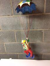 Clown in Parachute