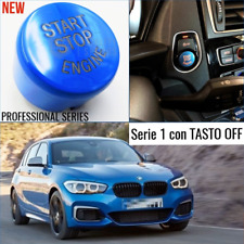PULSANTE start stop BLU PER Bmw SERIE 1 ( F20 F21) TASTO ACCENSIONE accessori