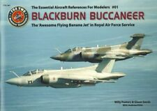 Double Ugly - Blackburn Buccaneer The 'Awesome Flying Banana Jet' in Royal Air F