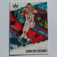 Giannis Antetokounmpo Panini Court Kings 2019-2020 #53 Milwaukee Bucks NBA Card