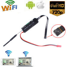 New Mini WIFI 720P HD DVR Hidden IP Camera DIY Module Motion Detection Cam