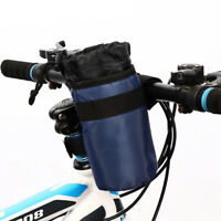 BG_ 750ml Bicycle Cycling Handlebar Water Bottle Drink Bag Pouch Cup Holder Util
