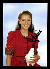 Stefanie Hertel Autogrammkarte Original Signiert ## BC 95615