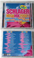 Schlager Megamix 2008.1 / 64 Schlager - Henry Valentino,... 2007 Sony DO-CD TOP