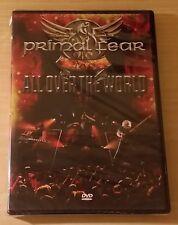 PRIMAL FEAR - 16.6 ALL OVER THE WORLD - DVD SIGILLATO (SEALED)