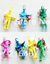 100X Plastic Parachute Soldier Paratroopers Party Bag birthday party toy game