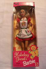 Mattel HOLIDAY TREATS BARBIE-Special Edition 1997  #17236  NRFB (12R)