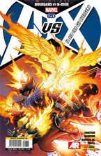 MARVEL MINISERIE 131 AVENGERS VS X-MEN 3 COVER A