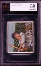 1950 BOWMAN DON MUELLER BVG 7.5 CARD NO:221