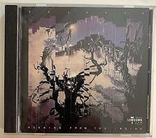 Bauhaus - Burning from the Inside CD 1997 Beggars Banquet BBL 45CD VG