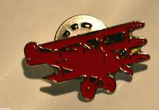 Spilla di Aereo triplano - airplane pin