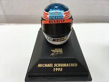 1:8 Minichamps Michael Schumacher Helmet Benetton 1995