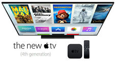 New! Apple TV 4th Generation 64GB Digital HD Media Streamer Latest Model Gen 4