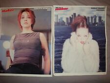 Melody maker poster - Girl lead singers