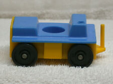Vintage Fisher Price Little People Airport Tram Truck