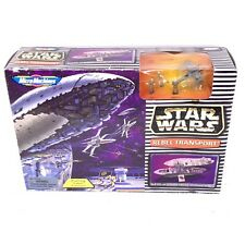 Galoob Micro Machines Star Wars Rebel Transport Playset Vintage 1997 New Sealed