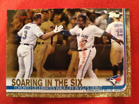 2019 Topps Update Vladimir Guerrero Jr./Drury Gold Soaring in the Six /2019