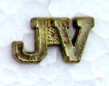 6 JV Chenille-Sports-Lapel-Jacket-Award Pins, School-Party-Club-Band, FastShip