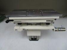 Sip Universal Measuring Machine Motorized Leveling Table Model 550m