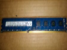 SK Hynix 8GB 2RX8 PC3L-12800U DDR3 1600MHz 240pin 1.5V DIMM RAM Desktop Memory A