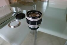 """Canon 50mm f/1.4 """"Rangefinder Lens"""", in Leica M mount fit with included adapter"""