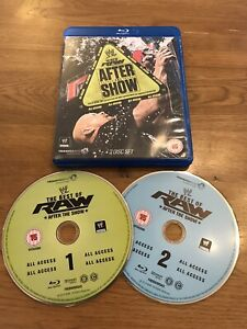 Blue Ray Wwe Raw The After Show