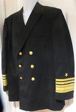 US Navy Officer Uniform Service Dress Jacket, Size 44 Long